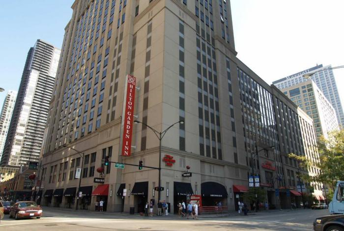 Hilton Garden Inn Downtown Magnificent Mile